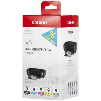 Inkout Canon PGI-9MBK/PC/PM/R/G (1033B011)