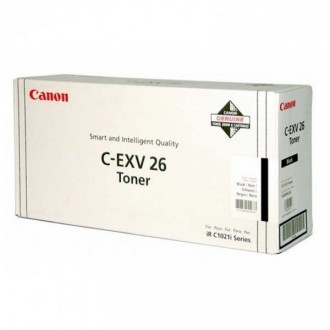 Toner Canon C-EXV26Bk (1660B006) na 6000 stran