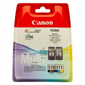 Inkout Canon PG-510/CL-511 (2970B010)