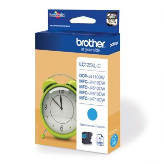 Inkout Brother LC-125XLC na 1200 stran