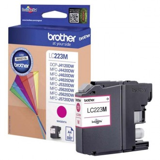 Inkout Brother LC-223M na 550 stran
