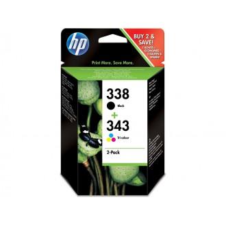 Inkout HP SD449EE (338/343) na 480 + 430 stran