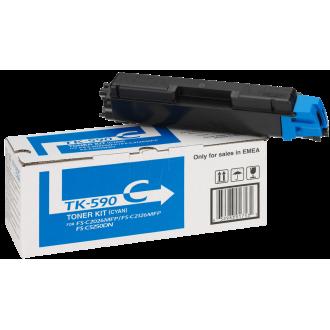 Toner Kyocera TK-590C (1T02KVCNL0) na 5000 stran