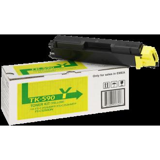 Toner Kyocera TK-590Y (1T02KVANL0) na 5000 stran