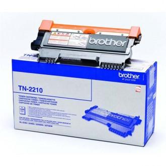 Toner Brother TN-2210Bk na 1200 stran