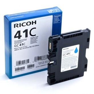 Gelová náplň Ricoh GC-41HC (405762) na 2200 stran