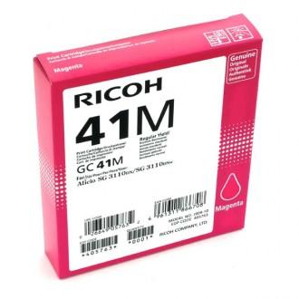 Gelová náplň Ricoh GC-41HM (405763) na 2200 stran
