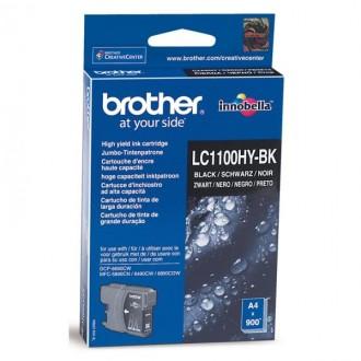 Inkout Brother LC-1100HYBk na 900 stran