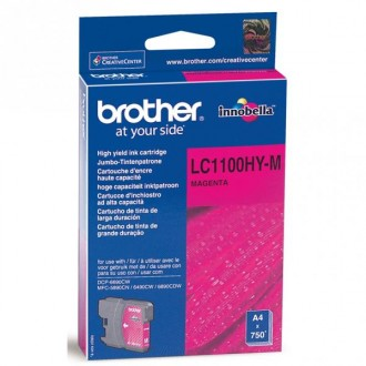 Inkout Brother LC-1100HYM na 750 stran