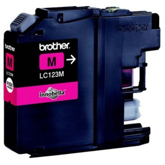 Inkout Brother LC-123M na 600 stran