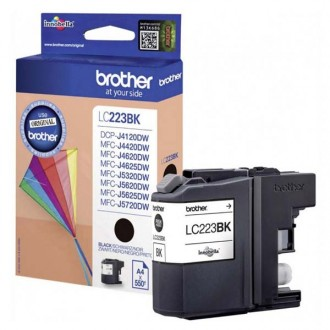 Inkout Brother LC-223Bk na 550 stran