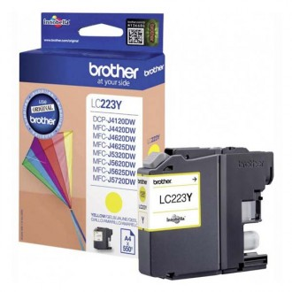 Inkout Brother LC-223Y na 550 stran