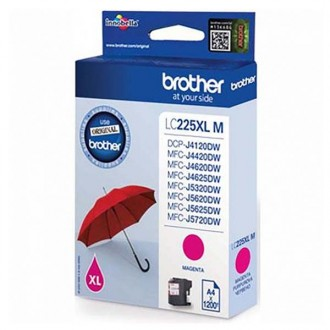 Inkout Brother LC-225XLM na 1200 stran