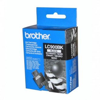 Inkout Brother LC-900Bk na 500 stran