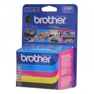 Inkout Brother LC-900VALBP na 4 × 500 stran
