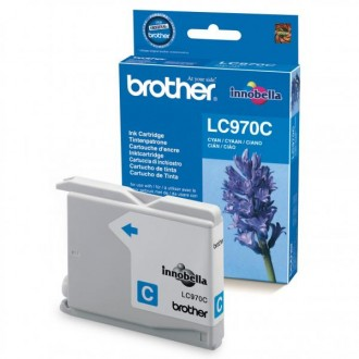 Inkout Brother LC-970C na 300 stran