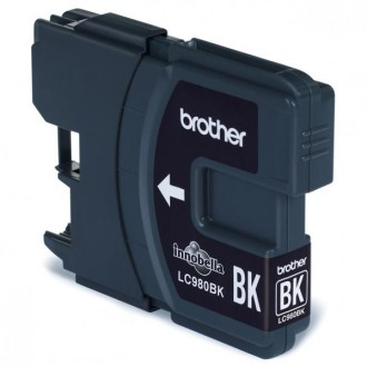 Inkout Brother LC-980Bk na 300 stran