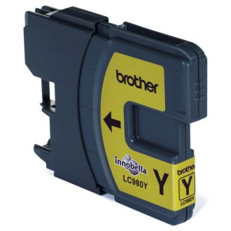 Inkout Brother LC-980Y na 260 stran