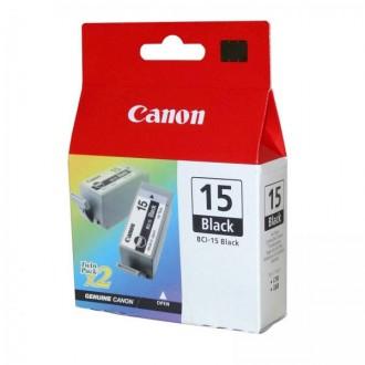 Inkout Canon BCI-15Bk (8190A002)