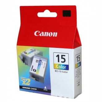 Inkout Canon BCI-15CL (8191A002)