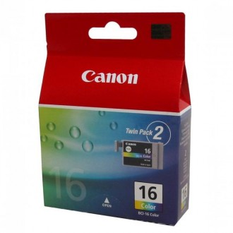 Inkout Canon BCI-16CL (9818A002)