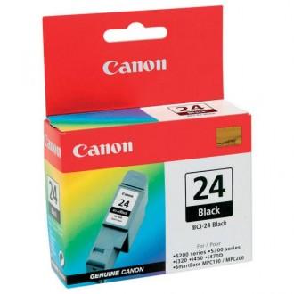 Inkout Canon BCI-24Bk (6881A002) na 130 stran