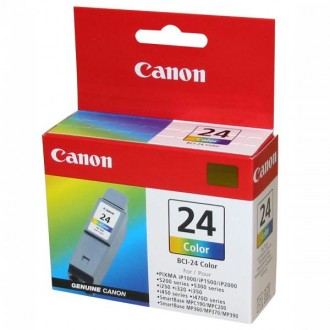 Inkout Canon BCI-24CL (6882A002) na 130 stran