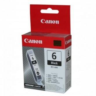 Inkout Canon BCI-6Bk (4705A002) na 280 stran