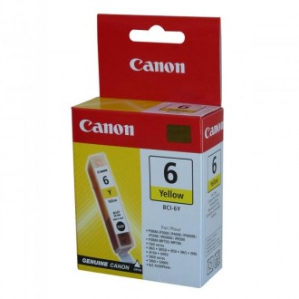 Inkout Canon BCI-6Y (4708A002) na 280 stran