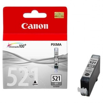 Inkout Canon CLI-521Gy (2937B001) na 1395 stran