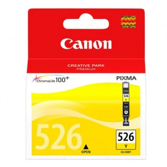 Inkout Canon CLI-526Y (4543B001)