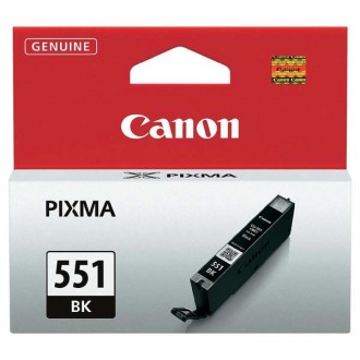 Inkout Canon CLI-551Bk (6508B001)