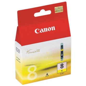 Inkout Canon CLI-8Y (0623B001) na 420 stran