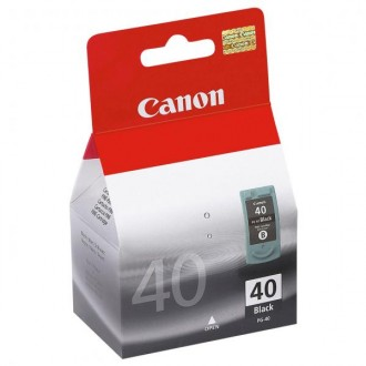 Inkout Canon PG-40Bk (0615B001) na 490 stran