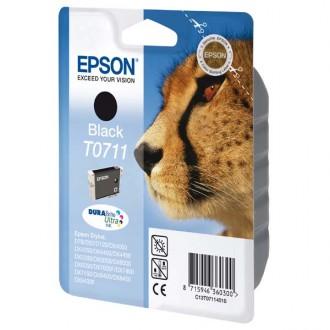 Inkout Epson T0711 (C13T07114012) na 245 stran