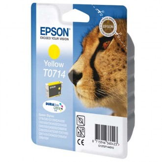 Inkout Epson T0714 (C13T07144011) na 405 stran