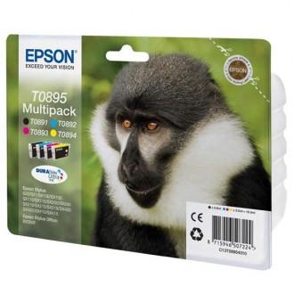 Inkout Epson T0895 (C13T08954010)
