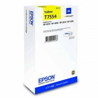 Inkout Epson T7554XL (C13T755440) na 4000 stran