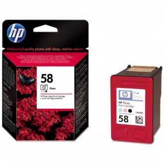 Inkout HP C6658AE (58)