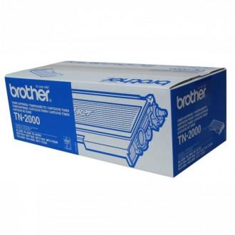 Toner Brother TN-2000Bk na 2500 stran