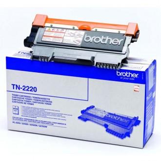 Toner Brother TN-2220Bk na 2600 stran