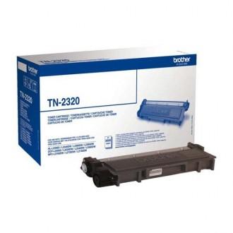 Toner Brother TN-2320Bk na 2600 stran