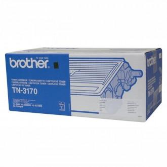 Toner Brother TN-3170Bk na 7000 stran
