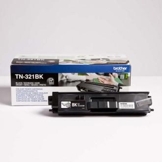 Toner Brother TN-321Bk na 2500 stran