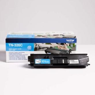 Toner Brother TN-326C na 3500 stran