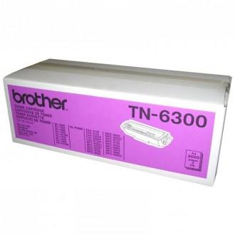 Toner Brother TN-6300Bk na 3000 stran