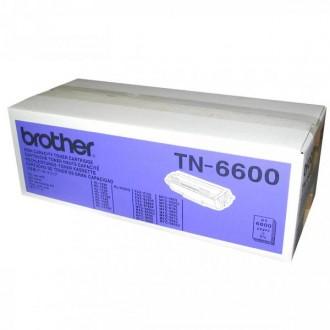 Toner Brother TN-6600Bk na 6000 stran
