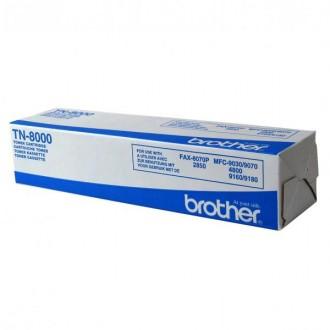 Toner Brother TN-8000Bk na 2200 stran