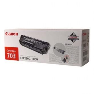 Toner Canon CRG-703Bk (7616A005) na 2500 stran