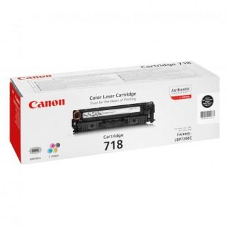 Toner Canon CRG-718Bk (2662B002) na 3400 stran